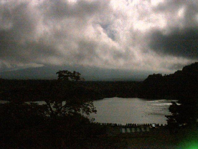 テレビ山梨 富士五湖のライブカメラ画像